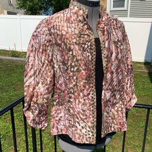 Chico's jacket woman Size 0